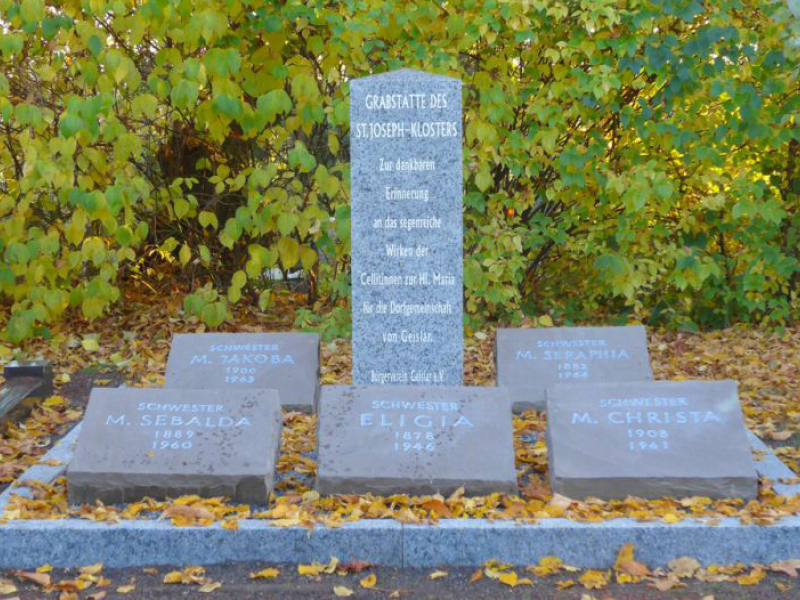 Cellitinnen-Gedenkstätte