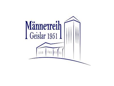 Männereih Geislar 1951