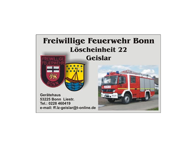 Freiwillige Feuerwehr Bonn-Geislar