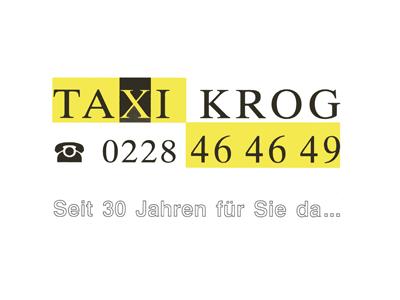 Taxi Krog aus Geislar
